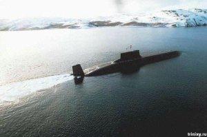 """Атомная подводная лодка """"Акула"""""""